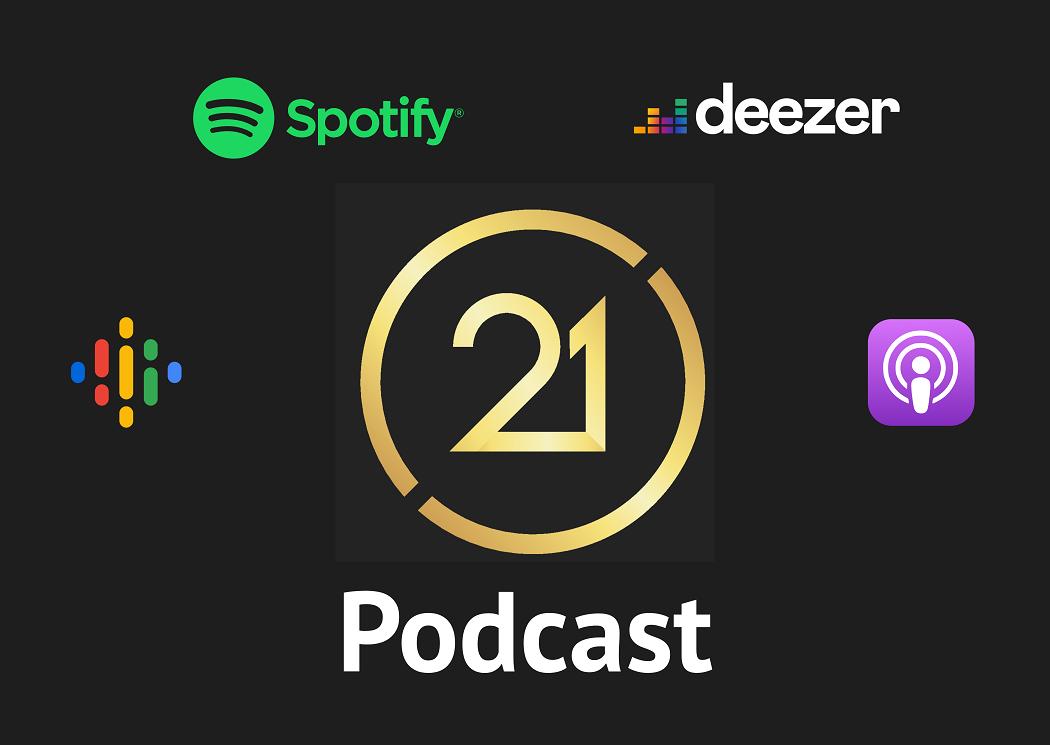 Itt a 21VloG Podcast!